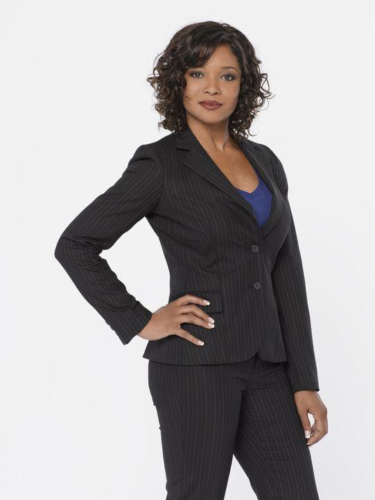(2. Staffel) - Hat auch sie eine Schwäche für den Mystery-Krimi-Autor Richard Castle? Lanie Parish (Tamala Jones) - Bildquelle: ABC Studios