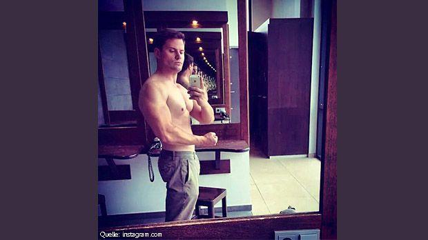 Rocco-Stark-Schnappi-Instagram-roccostark - Bildquelle: http://instagram.com/roccostark