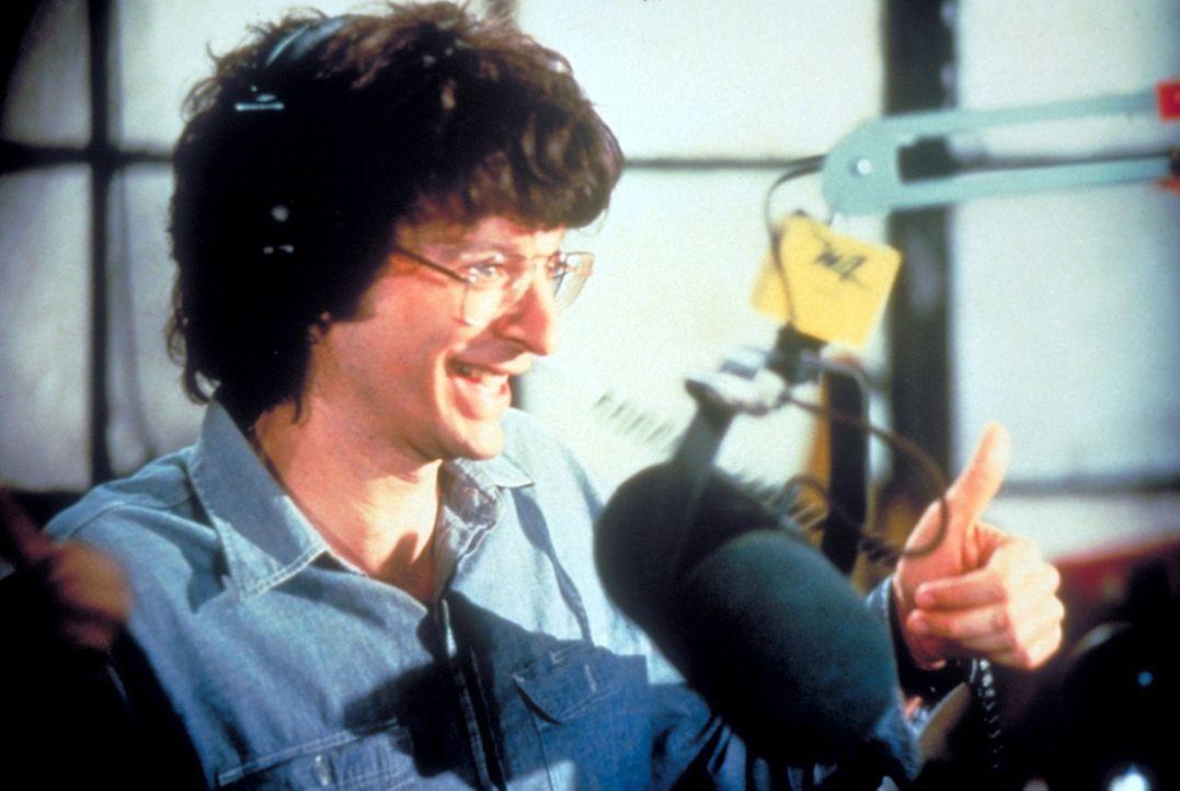 Howard Stern (Foto) kennt keine Tabus und liebt es, seine Hörer zu schockieren ...