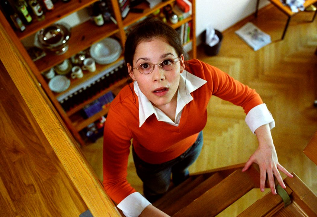 Als mit Sophie Luckner (Christina Drechsler) eine weitere Stipendiatin entführt wird, wird klar, dass der Täter bewusst Musterschüler als Opfer wähl... - Bildquelle: Christian A. Rieger Sat.1