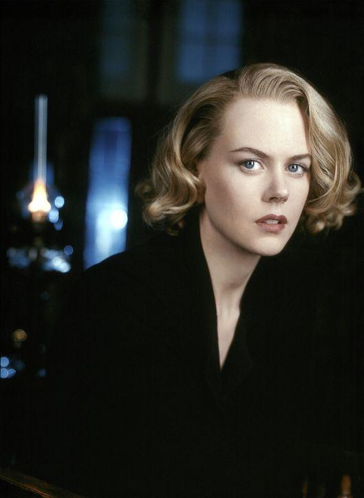 Grace (Nicole Kidman) muss sich ihren eigenen Dämonen stellen, deren Natur im Augenblick nur DIE ANDEREN voll und ganz verstehen ... - Bildquelle: Miramax Films