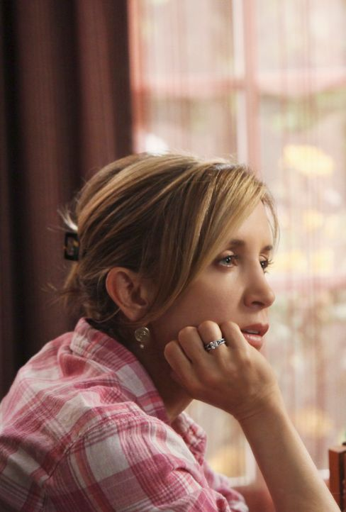 Während Susan versucht, ihr Geheimnis von Mike geheim zuhalten, nutzt Lynette (Felicity Huffman) die Großzügigkeit ihrer Tochter aus ... - Bildquelle: ABC Studios