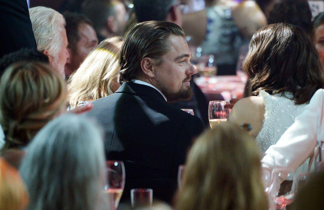 Cannes-Filmfestival-Leonardo-DiCaprio-140522-AFP - Bildquelle: AFP