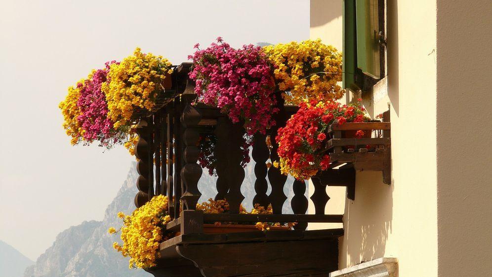 Französischer Balkon Befestigung - Bildquelle: Pixabay.com