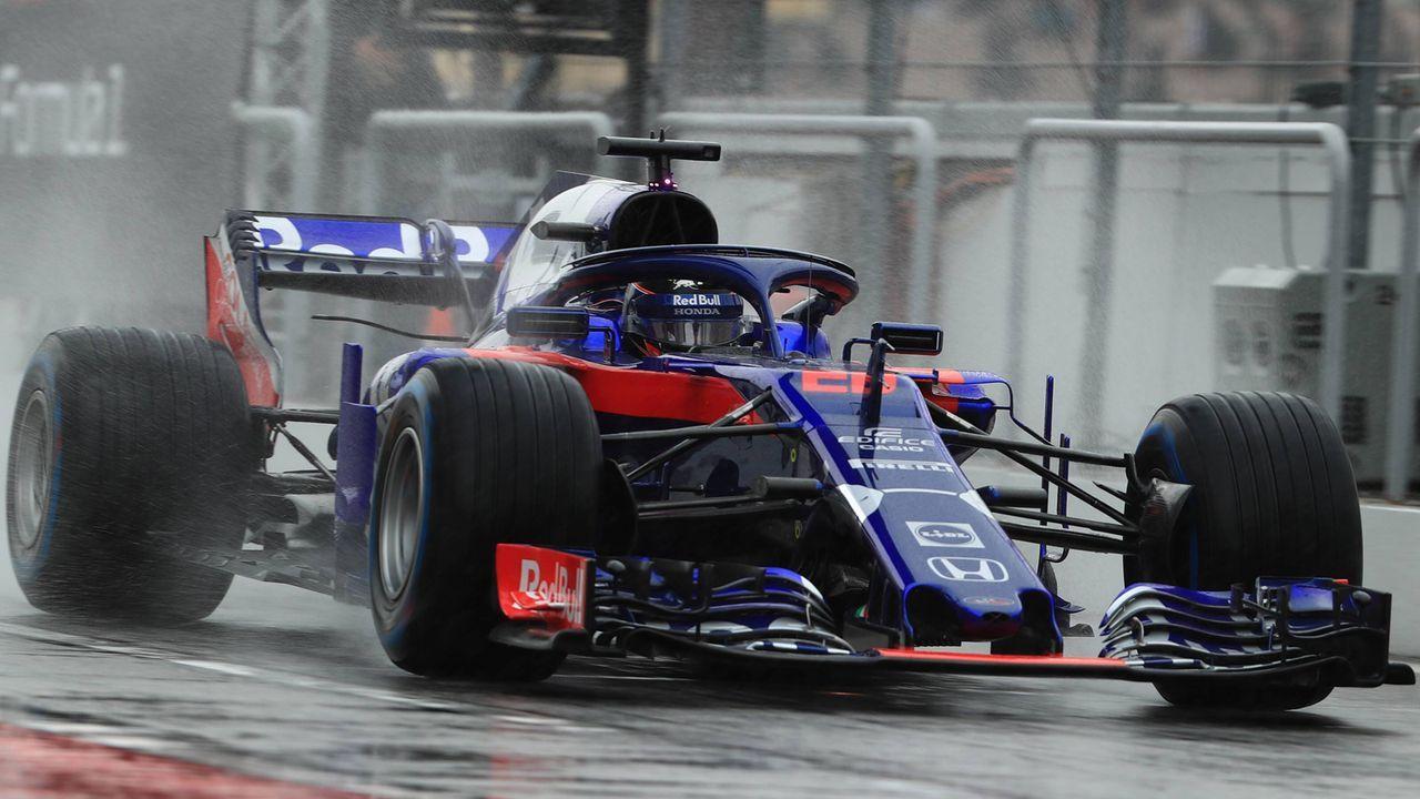 8. Toro Rosso - Bildquelle: imago/Action Plus