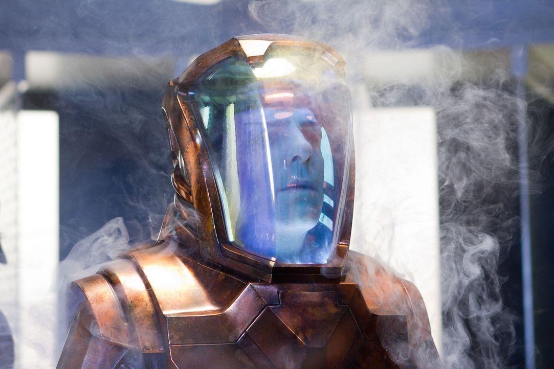 Geraten zwischen alle Fronten: Spock (Zachary Quinto) und die Enterprise ... - Bildquelle: Zade Rosenthal 2013 Paramount Pictures.  All Rights Reserved.