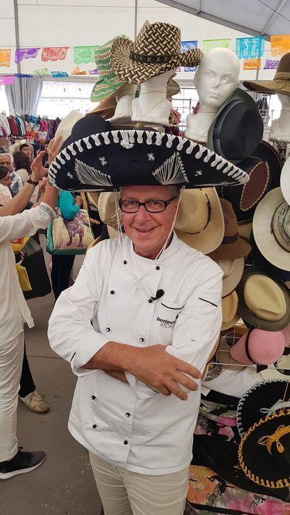 Diesmal begibt sich Dirk Hoffmann nach Mexiko, um eines der Lieblingsgerichte der Deutschen zu finden. - Bildquelle: kabel eins