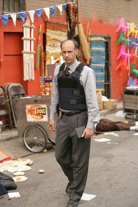 Eine Straßenschießerei mit anscheinend wahllosen Opfern stellt Detektiv Steve Billings (David Marciano) vor ein Rätsel ... - Bildquelle: 2007 Twentieth Century Fox Film Corporation. All Rights Reserved.