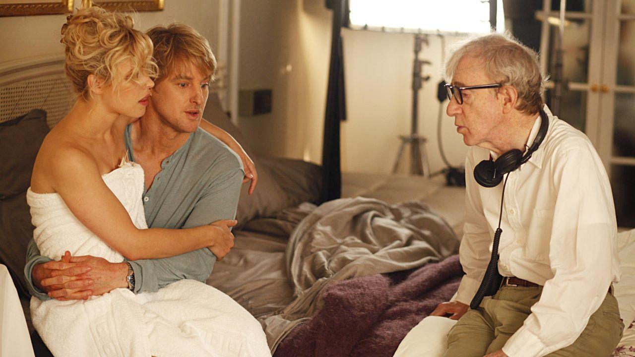 """""""Midnight in Paris"""" ist Woody Allens erster Film, der in der Kategorie """"Bester Film"""" für einen Oscar nominiert wurde. - Bildquelle: Concorde"""