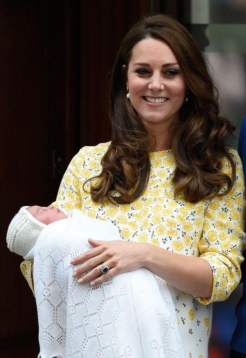 Royal-Baby-2-Prinzessin-13-dpa - Bildquelle: dpa
