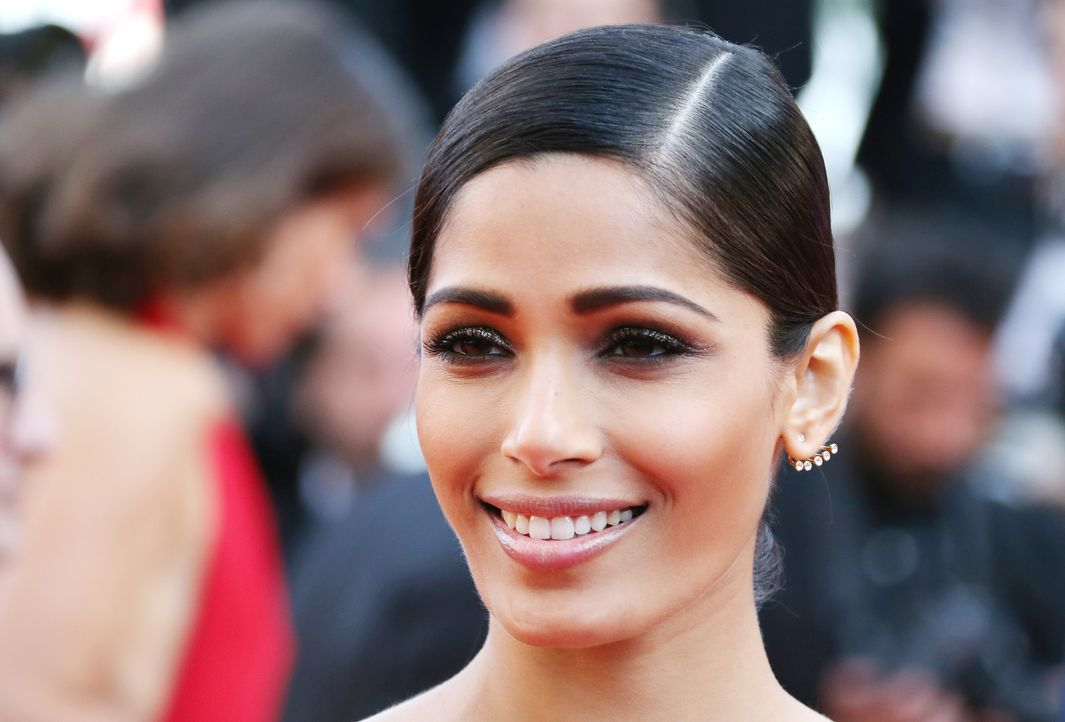 Cannes-Filmfestival-Freida-Pinto-140518-2-AFP - Bildquelle: AFP