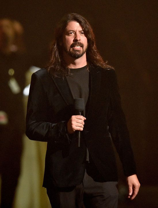 Dave-Grohl-getty-AFP - Bildquelle: 2016 Getty Images