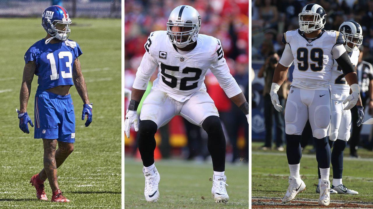 Überragender Jahrgang: Spieler der Draft-Klasse 2014 sahnen in der Off-Season ab