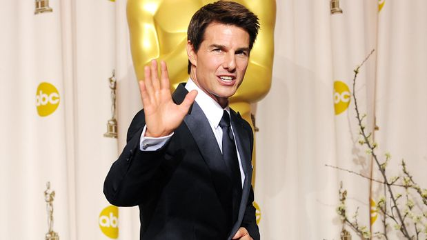 Tom Cruise - Bildquelle: getty-AFP