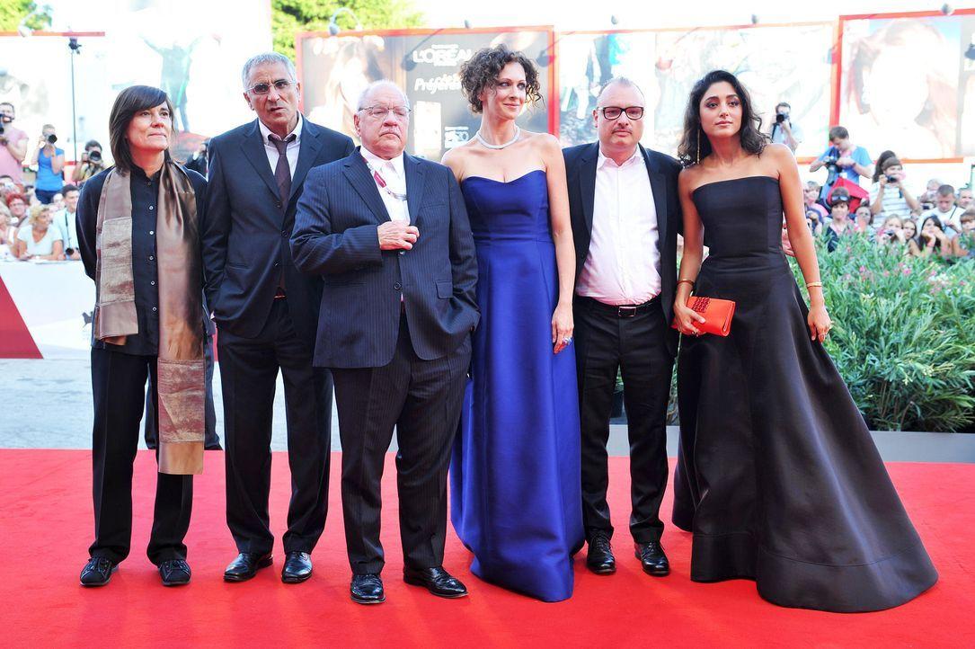 Filmfestival-Venedig-Jury-13-08-28-AFP.jpg 1800 x 1198 - Bildquelle: AFP
