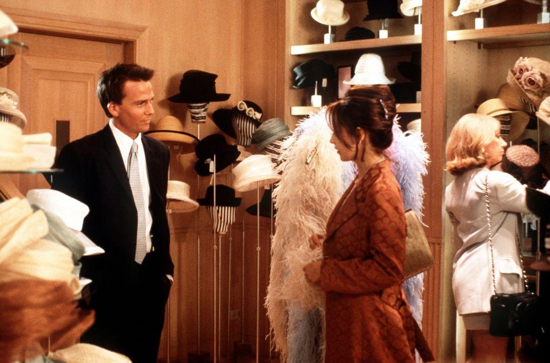 Unwiderstehlich wird Tom (Sean Patrick Flanery, l.) von Amanda (Sarah Michelle Gellar, r.) verzaubert ... - Bildquelle: 20th Century Fox