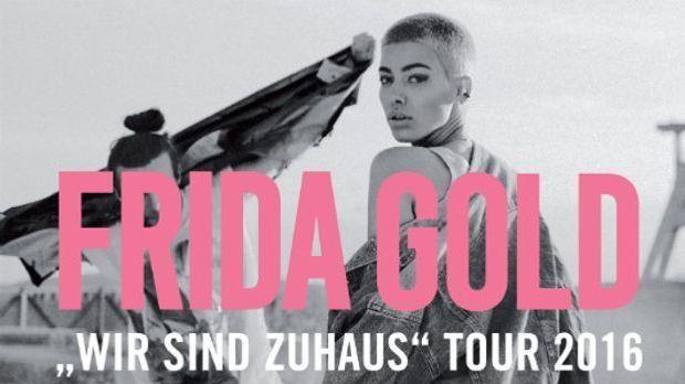 Frida Gold Tour 2016