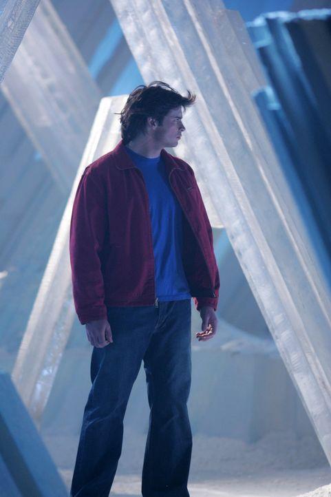 Die schwierigste Entscheidung seines Lebens: Soll Clark (Tom Welling) Lex töten? - Bildquelle: Warner Bros.