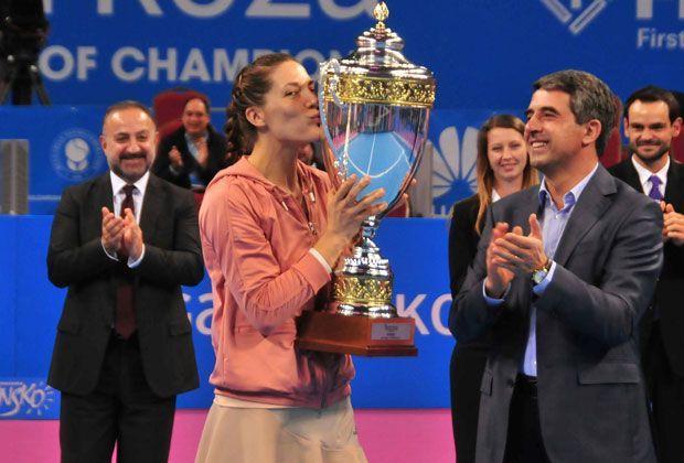 Tournament of Champions, Sofia 2014 - Bildquelle: imago/Xinhua
