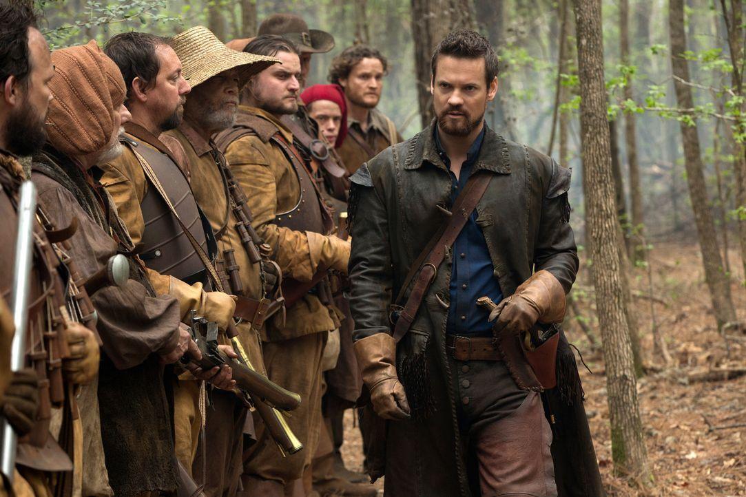 John (Shane West, r.) formt seine Armee, um Salem vor der kompletten Auslöschung zu bewahren. Aber haben sie gegen die Pläne des Teufels überhaupt e... - Bildquelle: 2016-2017 Fox and its related entities.  All rights reserved.