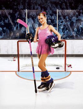 Die Eishockey-Prinzessin - Die Eishockey-Prinzessin mit Jordan Hinson ... - B...