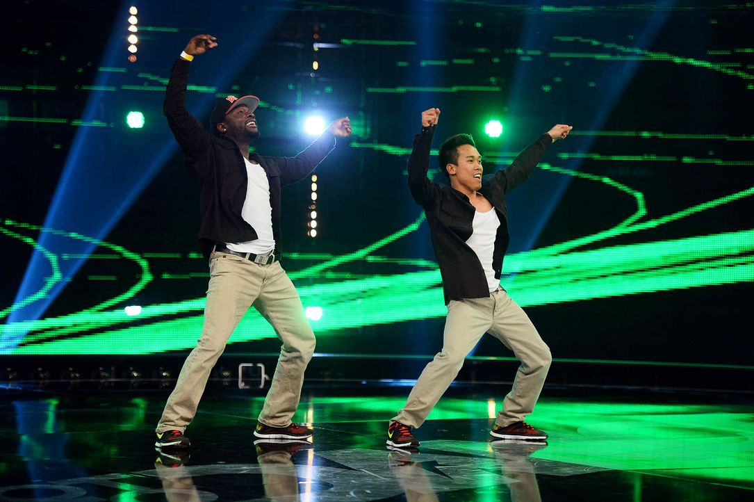 Got-To-Dance-The-Future-Boyz-03-SAT1-ProSieben-Willi-Weber - Bildquelle: SAT.1/ProSieben/Willi Weber