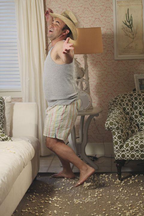 Andy (Ian Gomez) schafft es endlich, seine Position und seine Wünsche klar zu positionieren ... - Bildquelle: 2009 ABC INC.