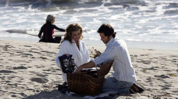 Bei diesem kleinen Picknick soll sich herausstellen, ob Mona (Carmen Electra,...