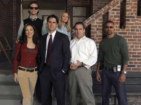 Werden nach Mexiko gerufen um einen neuen Fall zu lösen: Jason Gideon (Mandy...