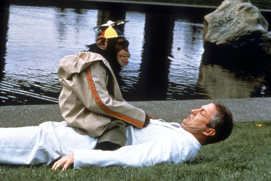 Nach dem Tod des gutherzigen Professors Dr. Kendall kümmert sich Pfleger Darren (Russell Ferrier) um Jack. Doch Kendalls Nachfolger an der Uni, Dr....