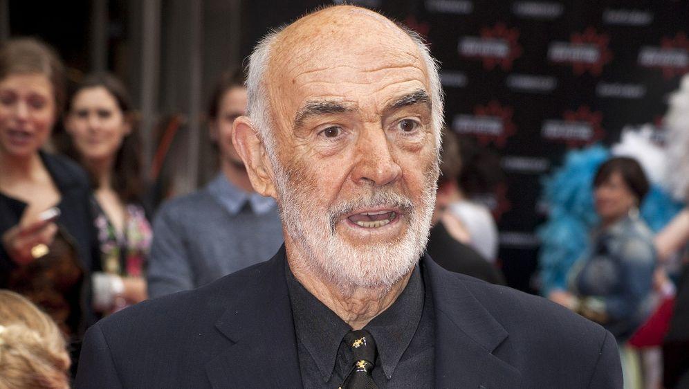 Sean Connery Krank Leidet Der James Bond Star An Alzheimer