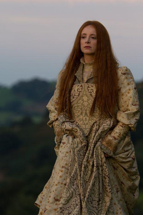 Elizabeths Image war das der reinen und unberührten Königin - doch war sie wirklich so unschuldig? Gerüchte um eine Liaison mit Robert Dudley, Earl... - Bildquelle: Parthenon Entertainment Ltd. All rights reserved.