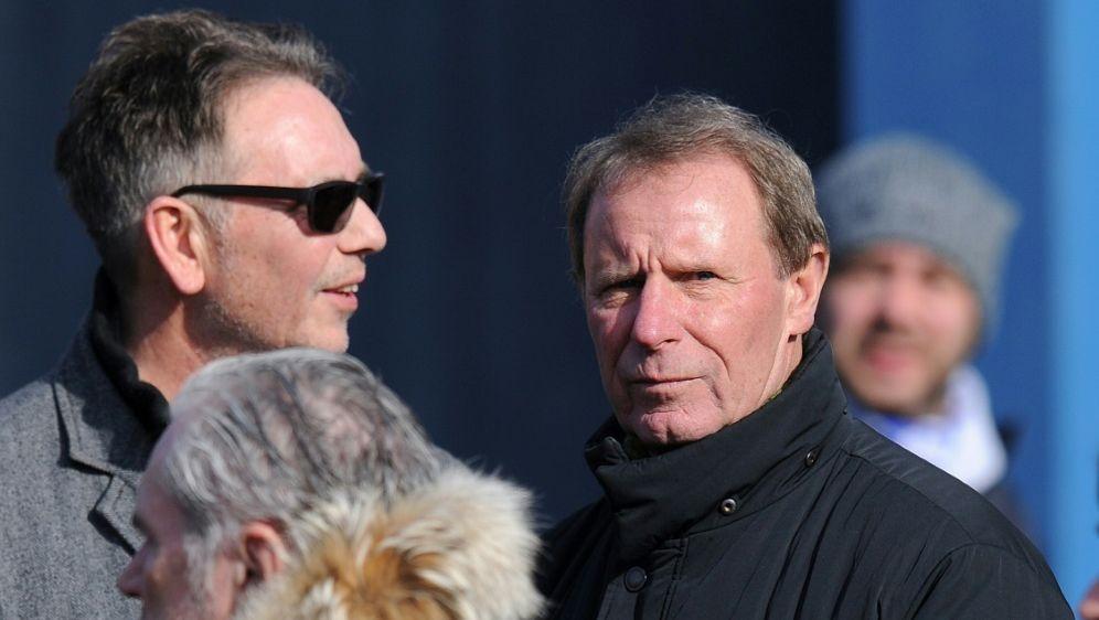 Berti Vogts mit dem Auftritt der Fohlen nicht zufrieden - Bildquelle: FIROFIROSID