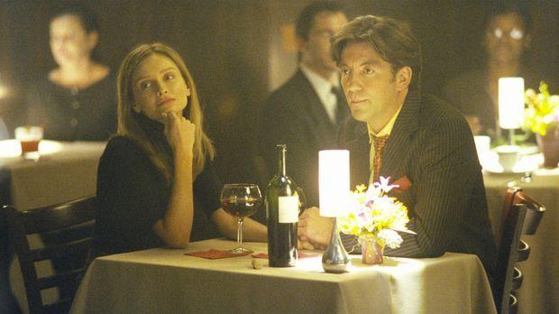 Eigentlich sollte das romantische Candle-Light-Dinner etwas ganz besonderes w...
