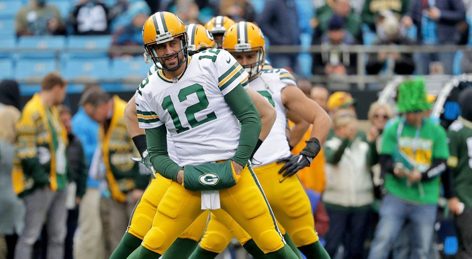 Green Bay Packers - Bildquelle: 2017 Getty Images