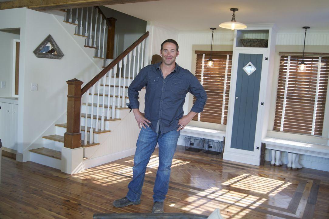 Josh Temple - Bildquelle: 2012, DIY Network/Scripps Networks, LLC.  All Rights Reserved.