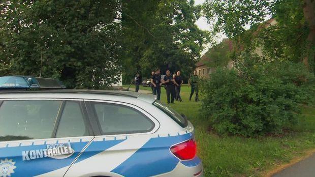 Achtung Kontrolle - Achtung Kontrolle! - Thema U.a.: Verfolgungsjagd - Bundespolizei Polnische Grenze
