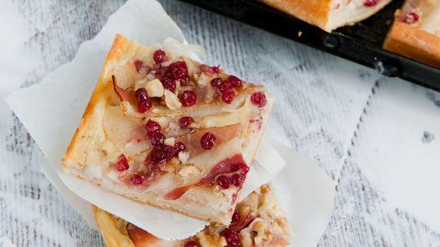 Zwiebel birnen kuchen rezept for Kuchen zusammenstellen programm