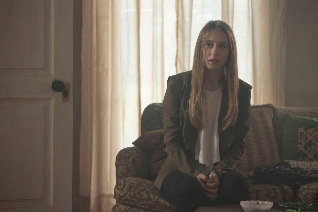 Ihre Schuldgefühle treiben Zoe (Taissa Farmiga) zu einer unüberlegten Handlung ... - Bildquelle: 2013-2014 Fox and its related entities. All rights reserved.