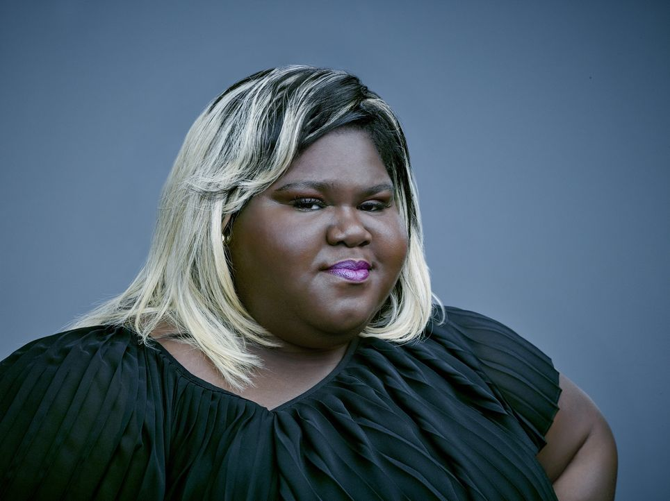 (2. Staffel) - Mittendrin im Familienkrieg der Lyons: die selbstbewusste Assistentin Becky (Gabourey Sidibe) ... - Bildquelle: 2015-2016 Fox and its related entities.  All rights reserved.