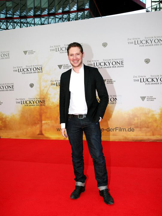 the-lucky-one-premiere-berlin-12-04-25-04-2011-Warner-Bros-Ent - Bildquelle: 2011 Warner Bros. Ent.