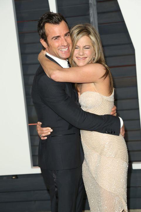 Jennifer Aniston Justin Theroux - Bildquelle: WENN.com