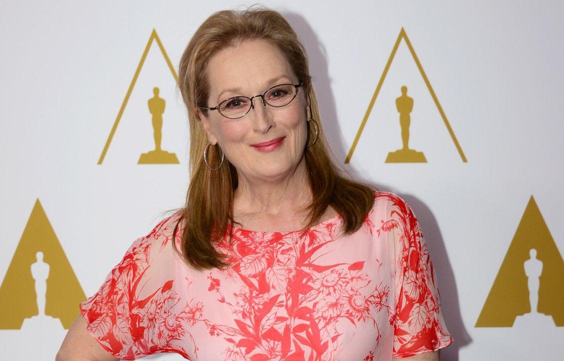 Oscars-Luncheon-Meryl-Streep-14-02-10-AFP - Bildquelle: getty-AFP