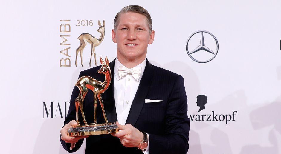 Bastian Schweinsteiger - Bildquelle: Getty Images