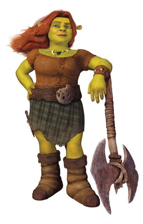 Fiona (Bild) setzt alles daran, ihren alten Shrek wiederzubekommen ... - Bildquelle: 2012 DreamWorks Animation LLC. All Rights Reserved.