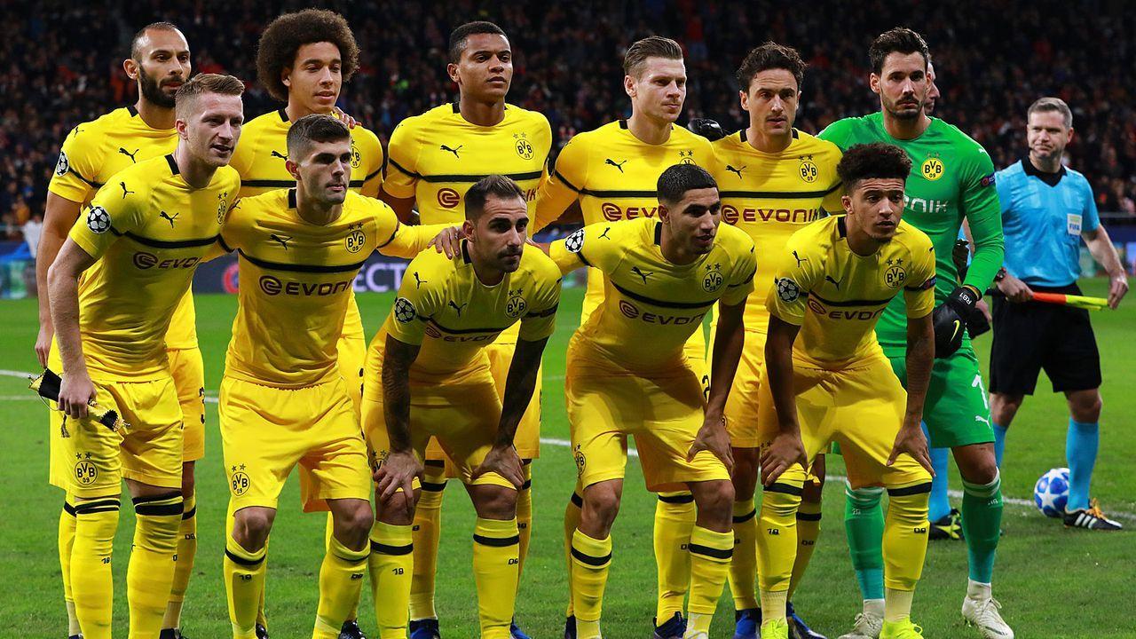Champions League: BVB bei Atletico Madrid in der Einzelkritik - Bildquelle: Getty Images