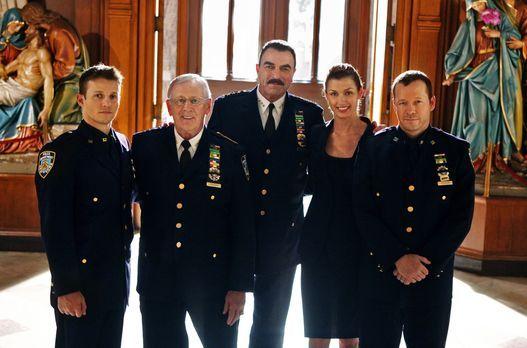 Blue Bloods - (1. Staffel) - Familie Reagan teilt eine berufliche Leidenschaf...