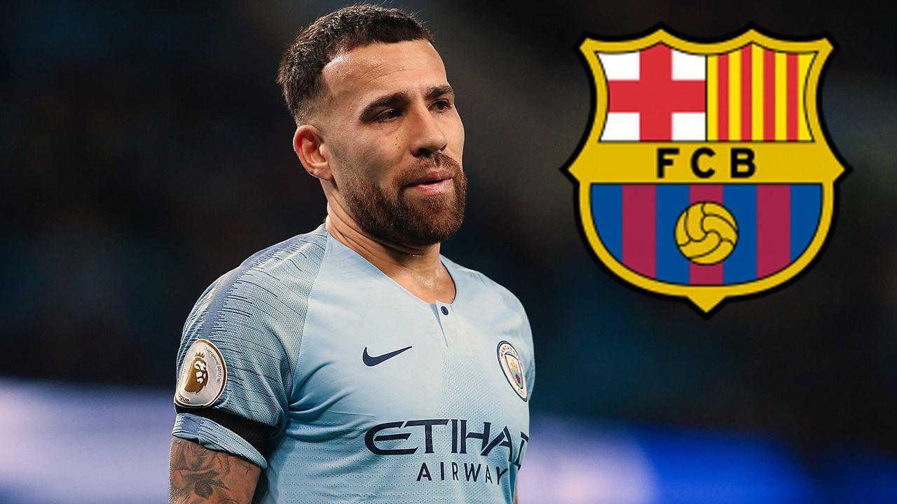 Nicolas Otamendi (Manchester City) - Bildquelle: imago/Sportimage