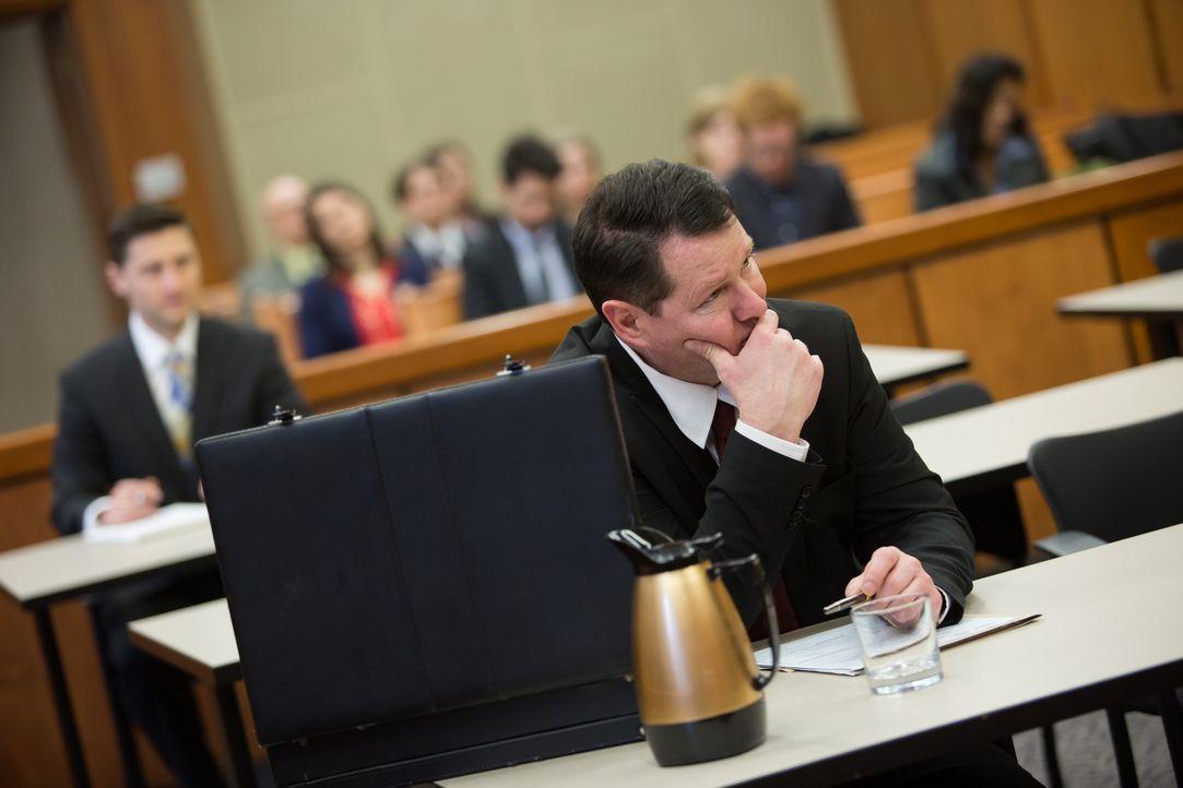 Es ist sein bislang schwerster Fall. Privatdedektiv Steve Rambam (Randy Starr, v.) will beweisen, dass sein Mandant, ein junger New Yorker Rechtsanw... - Bildquelle: Darren Goldstein Cineflix 2014
