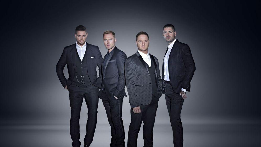 Boyzone sind zurück